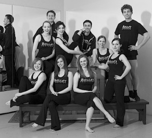 American Midwest Ballet group photo